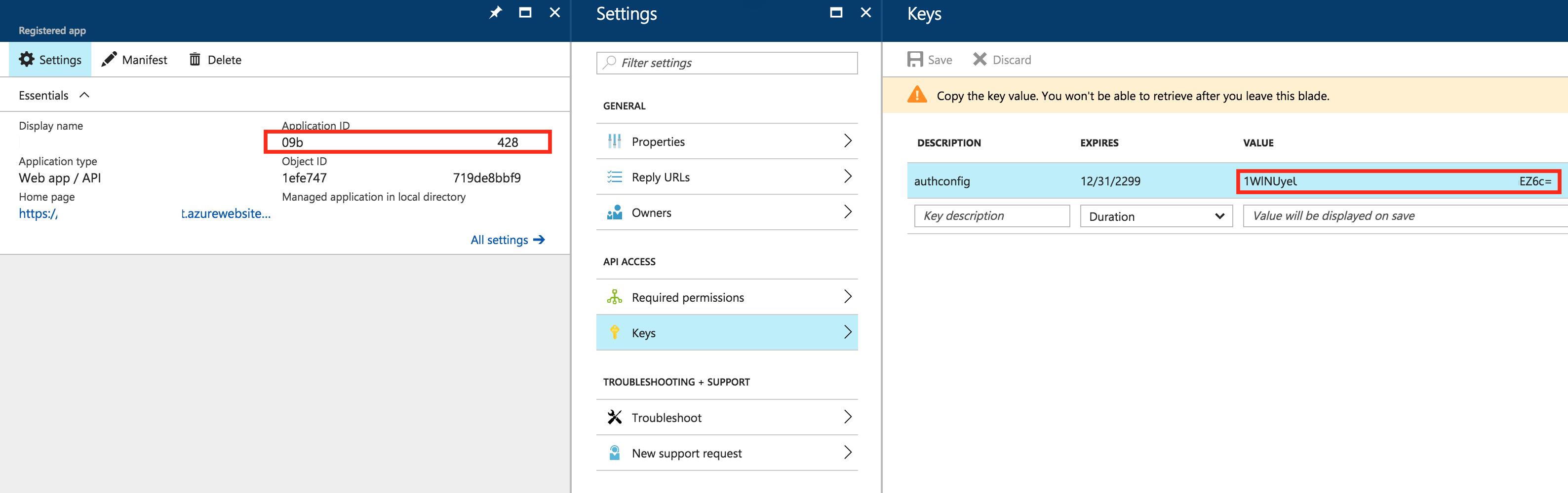 Get a refresh token for integration tests using Azure Active